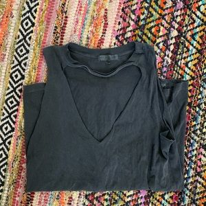 Urban Outfitters Grey Tank Top Size Small